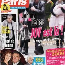Ici Paris « Le compte est bon ! » – Janvier 2009