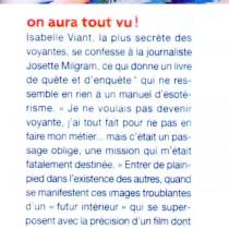 Figaro Madame – « On aura tout vu ! »