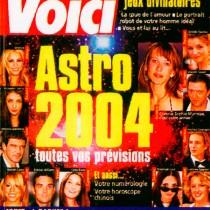 Voici – « Astro 2004?
