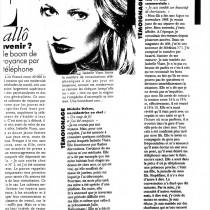 Elle – « Témoignages » – Décembre 1994