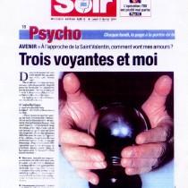 France Soir – Février 2004