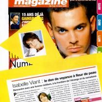 Télé Magazines – Mars 2006