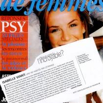 Questions de femmes – Août 2002
