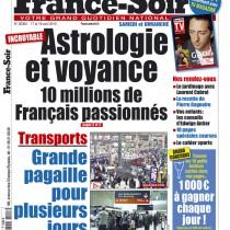 France-Soir – Avril 2010