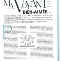 Madame Figaro - juin 2015