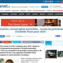 Planet.FR 28 décembre 2015